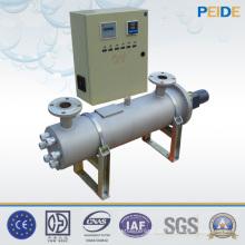 99percent Esterilização 200m3 / H Desinfecção de águas residuais Equipamento de esterilização