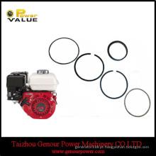 Anel de pistão para o anel de pistão das peças sobresselentes do motor de gasolina do pistão do motor (GES-PTR)