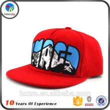 Unisex Oem Embroidery Promo Snapback Caps