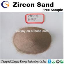Fábrica de processamento de arenques Zircon de alta pureza