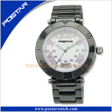 Global Sale OEM Fashion Ceramic Watch with Sapphire Glass