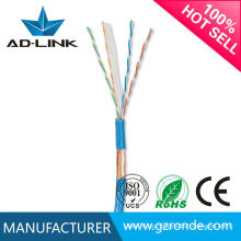 Conexión de cable de red estándar internacional ftp
