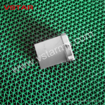 Подвергать механической обработке CNC нержавеющей стали части для запасные части отливки радиосвязи РВС-0923