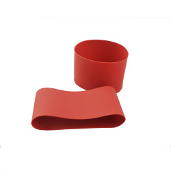 Customized molded silicone rubber color cup sets suppliers