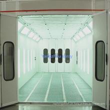Cabine de cozimento da pintura da máquina de pulverização para o carro