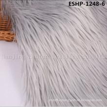 Long Hair Curly Artificial Mogolian Fur Eshp-1248-6
