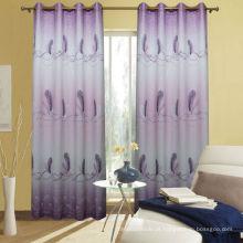 2016 New Curtain Designs 100% poliéster American Standard Melhor cortinas à prova de som