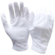 NMSAFETY часы, показывающие использовать 100% хлопок для магазин рабочих перчаток