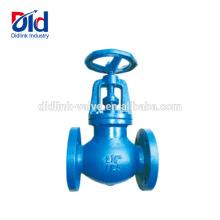 Verifique Control Dibujo Dibujo Ansi Bronce Ribete Aplicación Válvula de globo de hierro dúctil