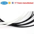 Fio de queda de fibra ótica de 4 fios auto-suportado