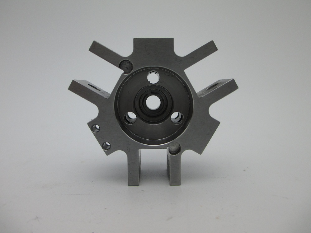 Customized Precision Lathe Parts