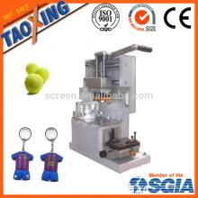 Máquina de impresión manual del cojín