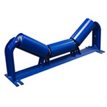 Bulk Material Handling Conveyor Troughing Idler Roller