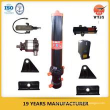 Hyva kits hidráulicos para camiones basculantes o remolques