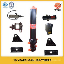 Hyva kits hidráulicos para caminhões basculantes ou reboques