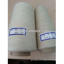 Hilados de lino o hilados de algodón / lino