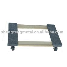 carrinho de ferramenta em madeira TC0500A