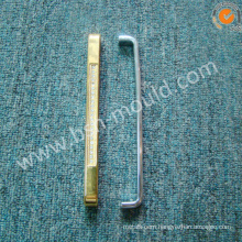 OEM metal die casting double sided door handle