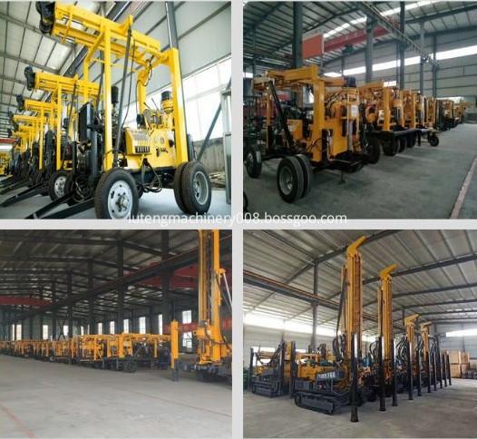 Company warehouse - rig
