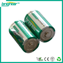 Batería alcalina lr20 batería recargable del alkalinenimh 1.5v tamaño d 1.2v 8000mah