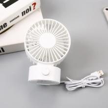 Head Rotating Mini USB Desk Fan For Computer