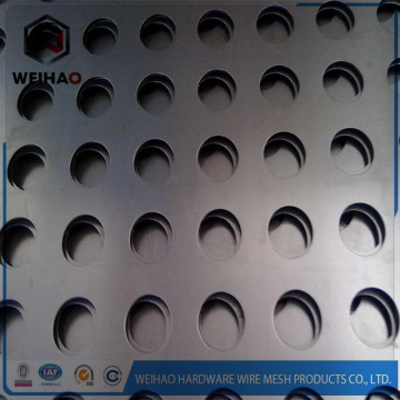punched wire mesh /  metal sheet