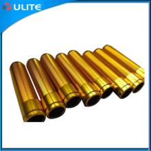 Micro mecanizado de piezas de aluminio, mecanizado cnc de precisión para productos metálicos
