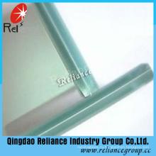 8.38мм Ламинированное стекло / слойное стекло / 10,38 мм Ламинированное стекло для строительства