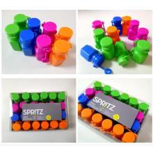 Enfants bouteille d'eau jouet avec boîte à pilules