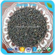 Médias de filtre de poudre de fer d'éponge de catégorie technique d'environnement fabriqués en Chine