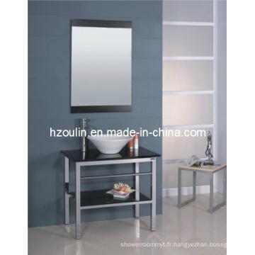 Meuble-lavabo en acier inoxydable 304 (B-602)