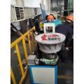 Máquina de gravura pneumática da flange 3d do disco de freio