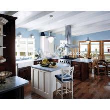 Longue durée de vie usine directement américain shaker style cuisine armoires