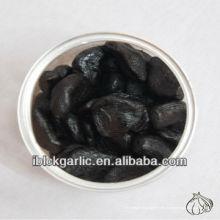 Alimentos vegetales saludables Ajo Negro Solo pelado (200g / botella)