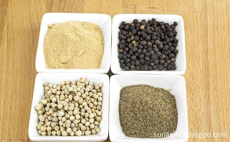 White Pepper Bulk Natural Seasoning