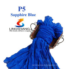 Ningbo Lingshang moda ropa de vestir infinity pañuelos de algodón silenciador