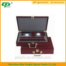 High quality executive practice office mini golf set golf travel set putter cup balls