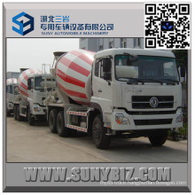 DFAC Dalishen Cummins Engine 7 M3 Ready Mixer Truck