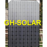 280W Solar Panel Poly Crystalline stocks in China Free Shipping