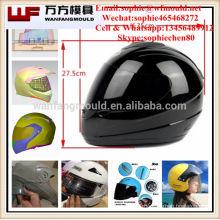 OEM Custom safety ice hockey helmet shell mould maker/Hot Sale plastic injection safety ice hockey helmet shell mold
