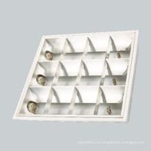 Светодиодные растровые светильники внутреннего использования (Ыть-885)