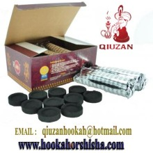 Hot Sale Natural Round Hookah Charcoal With Good Quality And Easy Operation