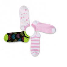 Lovely Socks Women  sneaker Socks Pink Socks