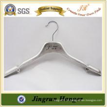 Nice Placa de Prata Alibaba Supply Gancho de roupa plástica para jaqueta