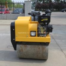 Máquina compactadora de rodillo de asfalto para bebés