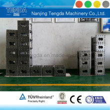 High Quality Twin Screw Extruder Barrel for Plastic Industry