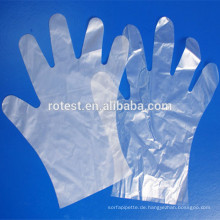 Einweg-PE-Handschuhe von hoher Qualität