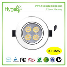Home lighting ceiling lamp Background the wall lamp LED Spot light 7W 3years warranty AC 85-265V