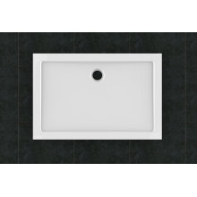 Environmental Friendly Rectangle Msc Shower Tray (LT-C12080)
