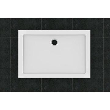 Bandeja de ducha de baño de superficie de limpieza fácil (LT-C12080)